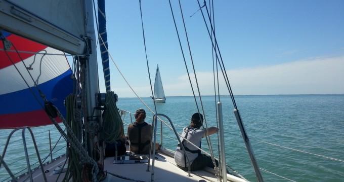 Location yacht à Les Minimes - Jeanneau Sun Kiss sur SamBoat