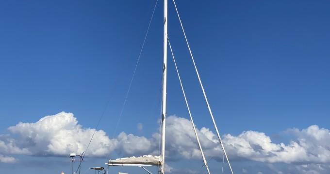 Location bateau Sorrento Vagabundo 53 pies à Île d'Ibiza sur Samboat