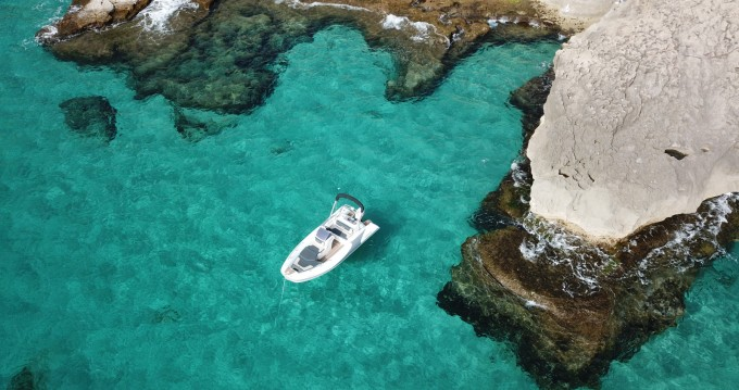 Louez un Grand Boats Golden Line G500LF à Badia de Santa Ponça