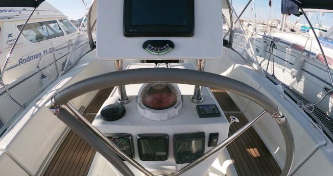 Location bateau Roses pas cher Harmony 42