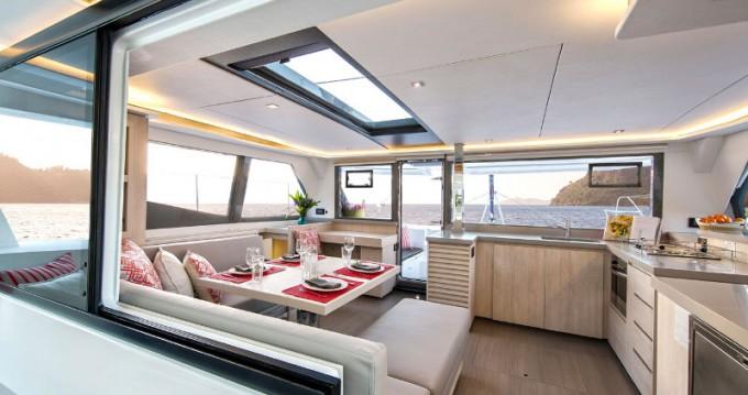 Location yacht à Placencia - Leopard Moorings 4500L sur SamBoat