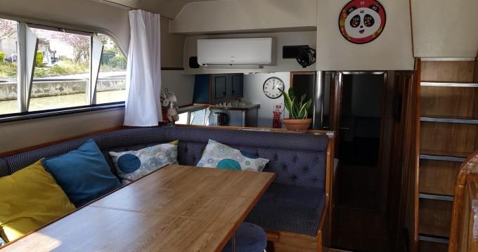 Location yacht à Narbonne - nautilia 35 sur SamBoat