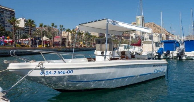 Location bateau Alicante pas cher Elan 20 CC