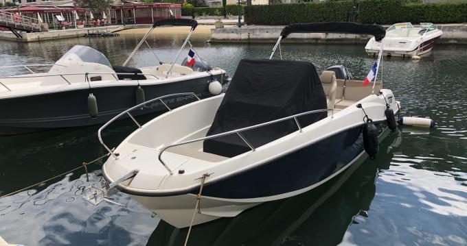 Location bateau Quicksilver Activ 675 Open à Port Grimaud sur Samboat