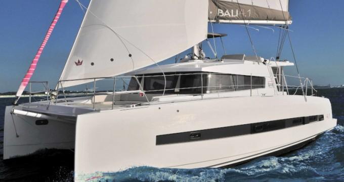 Location yacht à Cagliari - Bali Catamarans Bali 4.1 sur SamBoat