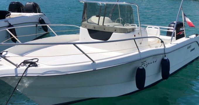 Louer Bateau à moteur avec ou sans skipper Sessa Marine à Cassis