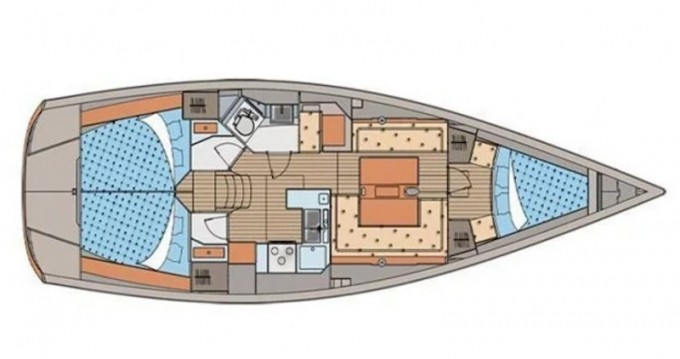Location yacht à Skradin - Elan Elan 410 sur SamBoat