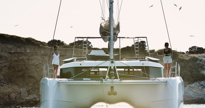 Louer Catamaran avec ou sans skipper Dufour à Salerno