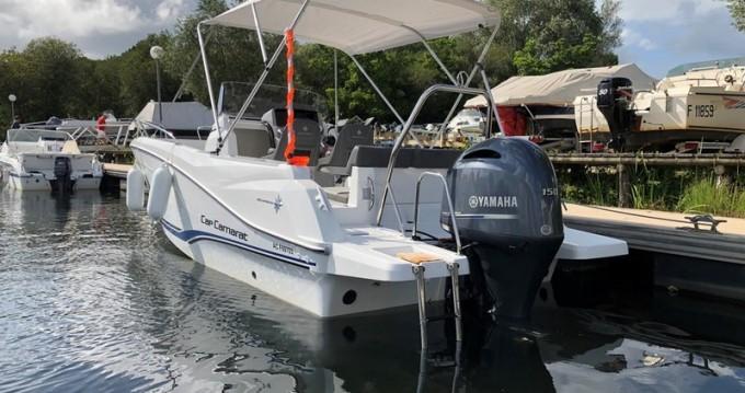 Location bateau Puerto Deportivo de Baiona pas cher Cap Camarat 6.5 CC Serie 3