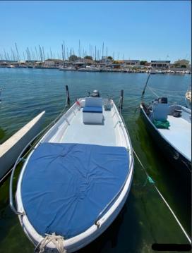 Location bateau C.N ALLEMAN SAPINOU à Balaruc-les-Bains sur Samboat