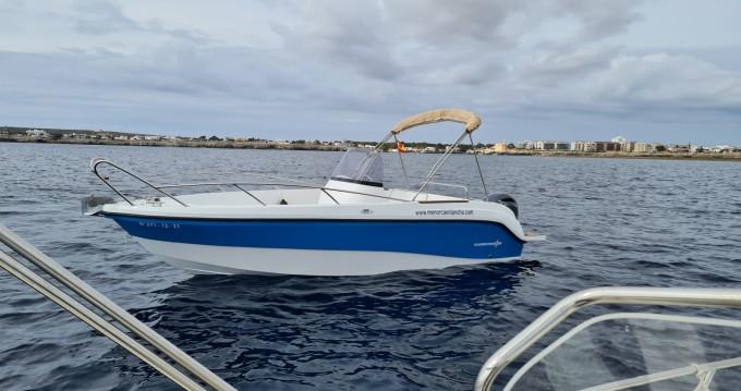 Location yacht à Ciutadella de Menorca - Pacific Craft Pacific Craft 625 Open sur SamBoat
