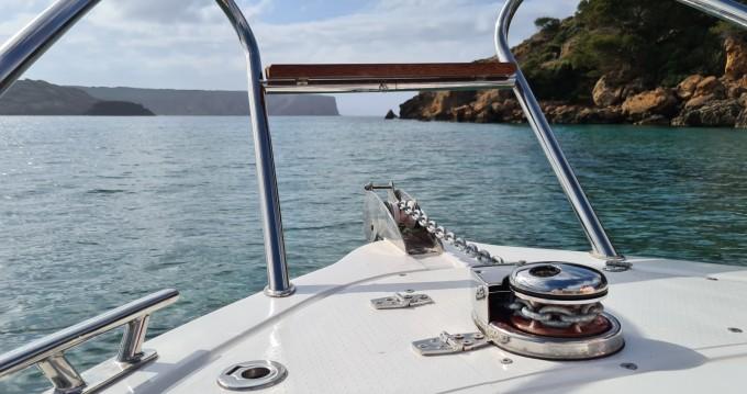 Louer Bateau à moteur avec ou sans skipper Pacific Craft à Ciutadella de Menorca