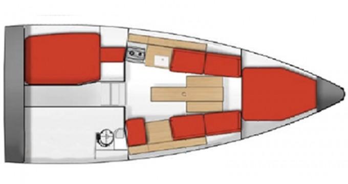 Location bateau Bas du Fort pas cher Pogo 30