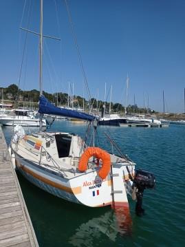 Location bateau Bénéteau First 22 à Pornic sur Samboat