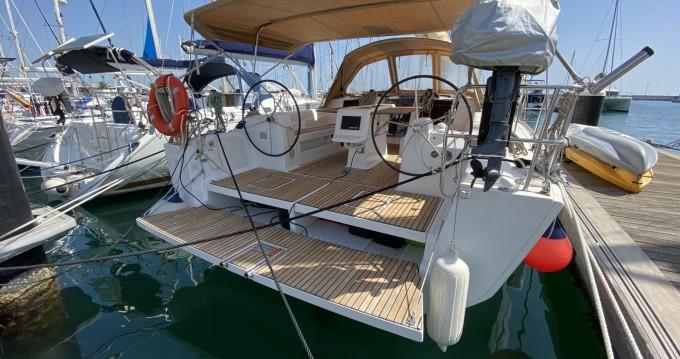 Location yacht à Valencia - Dufour Dufour 410 Grand Large sur SamBoat