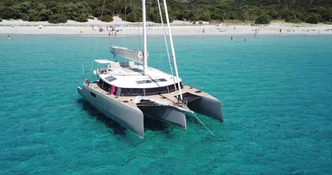 Location bateau Ajaccio pas cher Neel 51