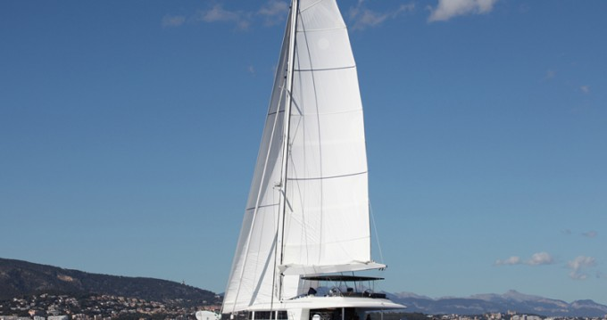 Location yacht à Ajaccio - Lagoon Lagoon 620 sur SamBoat