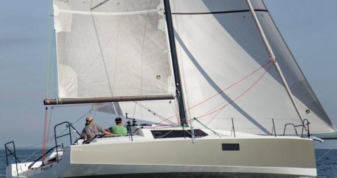 Location yacht à Le Marin - Pogo Structures Pogo 36 sur SamBoat