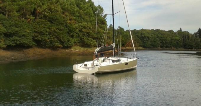 Location yacht à La Rochelle - Pogo Structures Pogo 36 sur SamBoat