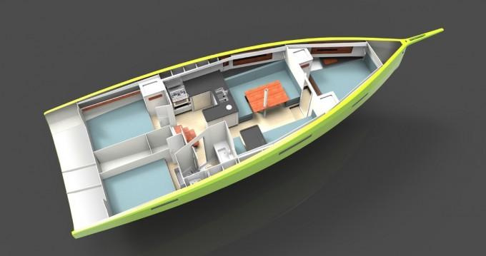 Location yacht à Le Marin - Fora Marine RM1180 sur SamBoat