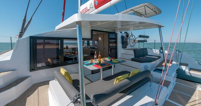 Location Catamaran à Cogolin - Neel Neel 43