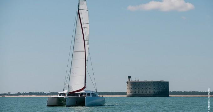 Location Catamaran à Ajaccio - Neel Neel 43