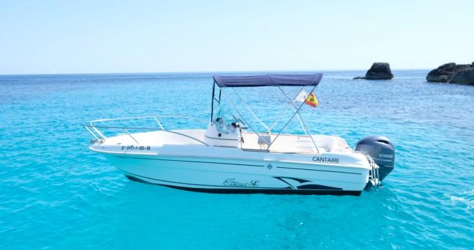 Location bateau Jeanneau Cap Camarat 545 Open à Cala'n Bosch sur Samboat