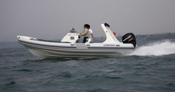 Louez un Lomac Lomac 710 IN à Ajaccio