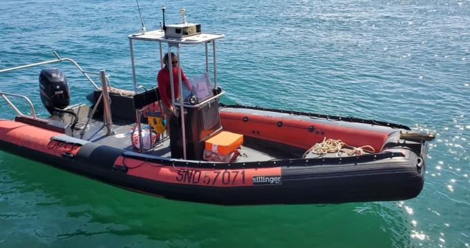 Location yacht à Carantec - Sillinger sillinger 765 sur SamBoat