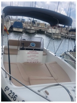 Location yacht à Sitges -  POLYESTER YACT MARION 450 sur SamBoat