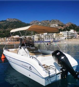 Louez un Allegra Boats All 19 Open à Letojanni