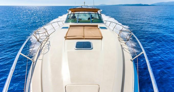 Location bateau Cranchi Mediterranee 41 à Zakynthos (Île) sur Samboat