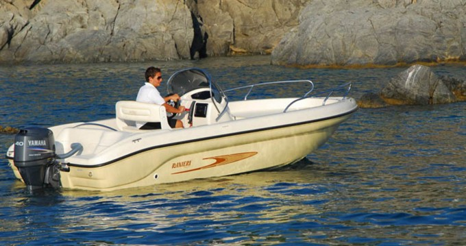 Ranieri Shark 19 entre particuliers et professionnel à Lignano Sabbiadoro