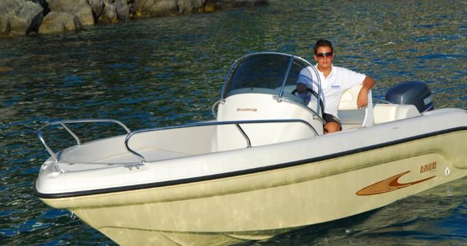 Location bateau Lignano Sabbiadoro pas cher Shark 19