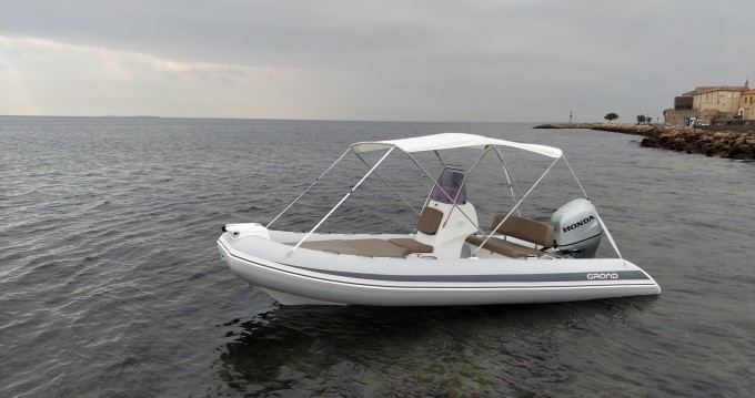 Location yacht à Mèze - Grand Boats Silver Line 520 Deluxe sur SamBoat