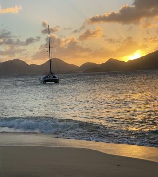 Location bateau Marigot pas cher catamaran