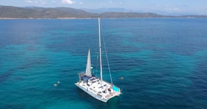 Louer Catamaran avec ou sans skipper Solaris à Port-Camargue