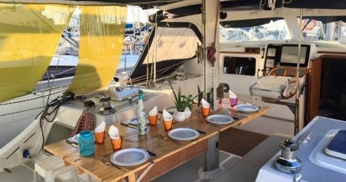 Location bateau Port-Camargue pas cher Solaris 42