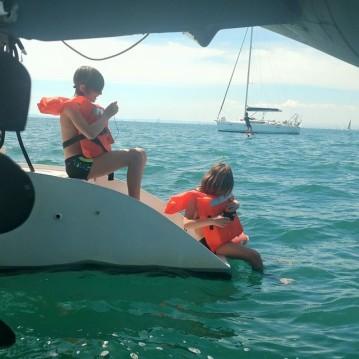 Catamaran à louer à Port-Camargue au meilleur prix