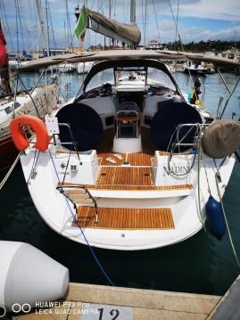 Location bateau Lido di Ostia pas cher Sun Odyssey 49