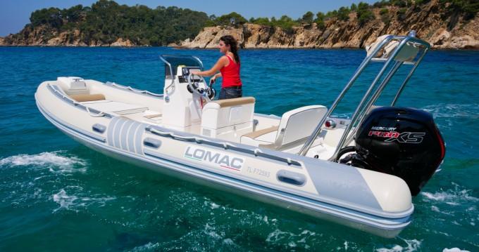 Location yacht à Hyères - Lomac Lomac 600 IN sur SamBoat