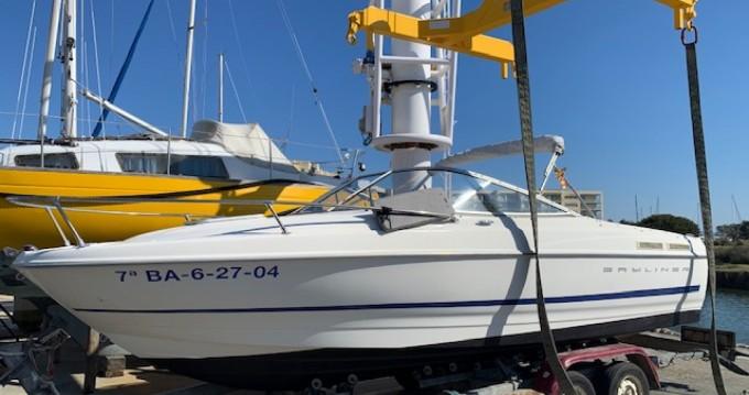 Bayliner Capri entre particuliers et professionnel à Empuriabrava