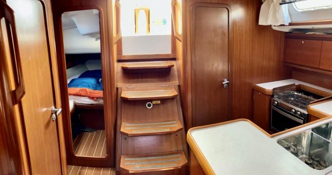 Location bateau Grand Soleil Grand Soleil 45 à Rapallo sur Samboat