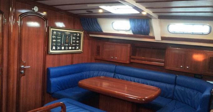 Location bateau Álimos pas cher Ocean Star 56.1 - 5 cabins