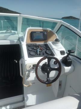 Location bateau Porto-Vecchio pas cher Ombrine 801