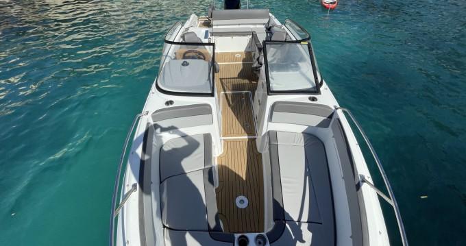 Location yacht à Antibes - Jeanneau Cap Camarat 7.5 BR sur SamBoat