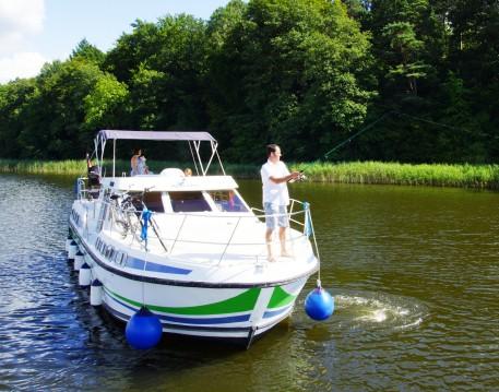 Location bateau Fürstenberg/Havel pas cher 42 N