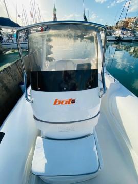 Location bateau Porto Rotondo pas cher Bat 7,5 mt