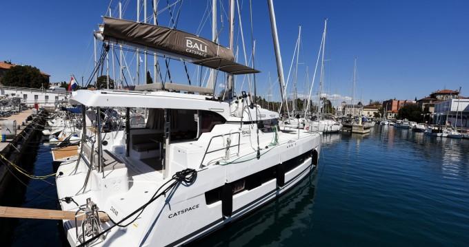 Location bateau Catana Bali Catspace à Zadar sur Samboat