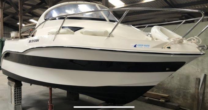Location bateau Brest pas cher Activ 540 Cabin